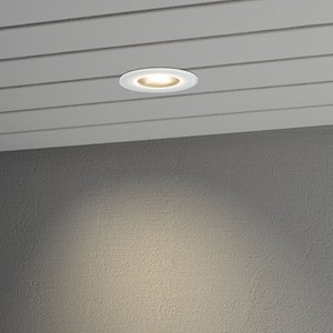 Recessed spot 6W LED hvit