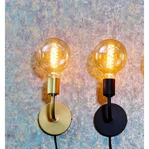 BRUMA WALL LAMP BRASS