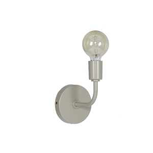 BRUMA WALL LAMP LIGHT GREY