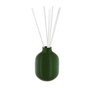 EARTHBEAUTY FRAGRANCE DIFFUSER GREEN - JASMIN & PEPPERMINT