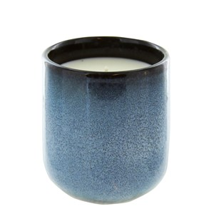 EARTHBEAUTY FRAGRANCE CANDLE BLUE- FROSTY NIGHTS