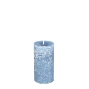 LARS CANDLE Ø7X15 MAJORBLUE