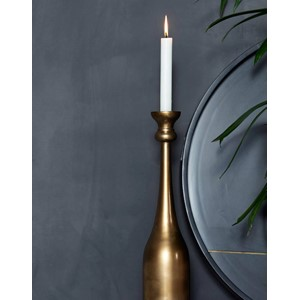 TERRY CANDLE HOLDER M