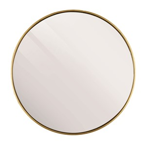 ANTIQUE MIRROR ROUND 120CM