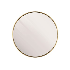 ANTIQUE MIRROR ROUND 30CM