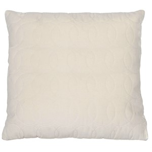 LERAINE PILLOW IVORY 50X50