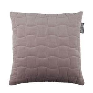 AMBER PILLOW PURPLE GREY 50X50