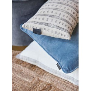 FAYE PILLOW MIRAGE BLUE 50X50