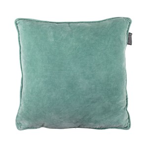 FAYE PILLOW BLEACHED GREEN 50X50