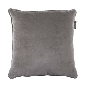 FAYE PILLOW GREY 50X50