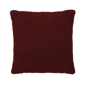 FEBE PILLOW RED PEAR 45X45 CM