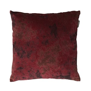 EVINA PILLOW RED PEAR 50X50 CM