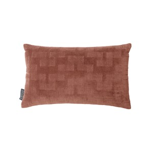 ISABELLA PILLOW BURNT BRICK 50X30 CM