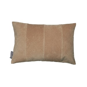 ESMEE PILLOW WARM TAUPE 60X40 CM