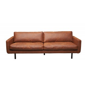 GENUA SOFA COLORADO COGNAC