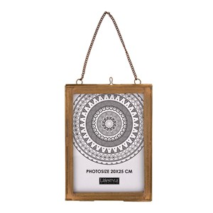 ZONIA HANGING PHOTO FRAME 20X25CM