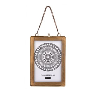 ZONIA HANGING PHOTO FRAME 10X15CM
