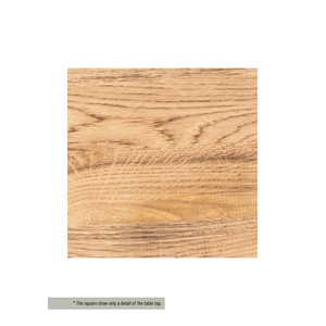 RUSSELL BATHROOMCABINET TOP OAK