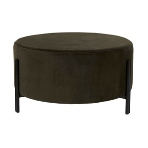 EASTON STOOL HUNTER GREEN 80X80X40