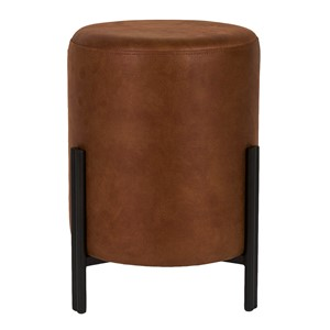 EASTON STOOL COGNAC 40X40X50