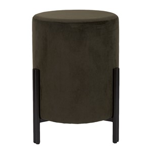 EASTON STOOL HUNTER GREEN 40X40X50