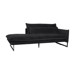 MILAN DAYBED RIGHT SEVEN ANTHRACITE