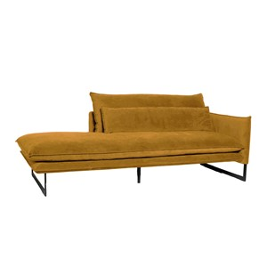 MILAN DAYBED RIGHT SEVEN OCRE