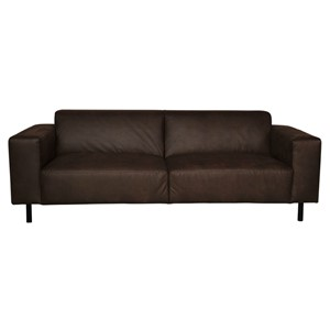 TOSCANE 3 SEAT MERSEY DARK BROWN