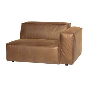 VERONA 1,5 SEAT ARM RIGHT MERSEY TAUPE