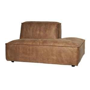 VERONA OTTOMAN RIGHT MERSEY TAUPE