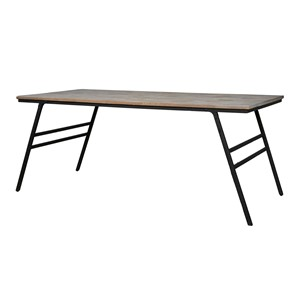 MICHAEL DINING TABLE 180X90X76