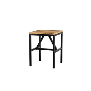 EVEREST BARTABLE TOP OAK