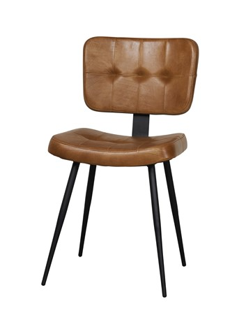 CHESTER DINING CHAIR CAMEL