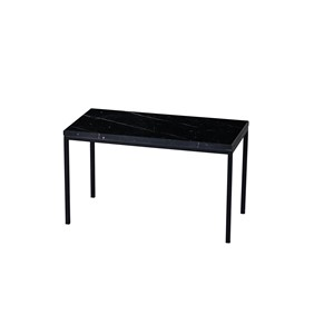 WESTFORD COFFEE TABLE MARBLE BLACK 60X30X35